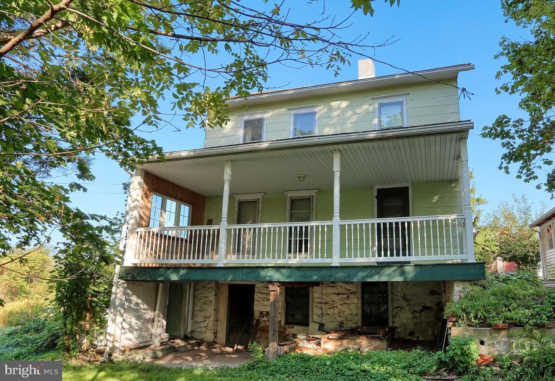 Single Family Homes for Sale at Elizabethville, Pennsylvania 17023 United States