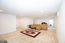 This shows how large this room really is - 112 REGENTS LN, STAFFORD