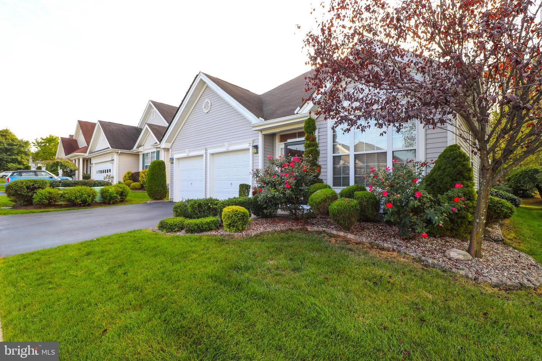Single Family Homes för Försäljning vid Bordentown, New Jersey 08620 Förenta staterna