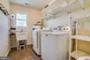 Laundry room - 10288 MONCURE DR, RUTHER GLEN