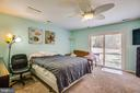Master Bedroom - 10288 MONCURE DR, RUTHER GLEN
