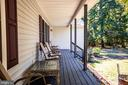Front Porch - 10288 MONCURE DR, RUTHER GLEN