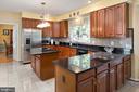 Gourmet Kitchen - Granite Tile Floors, 42