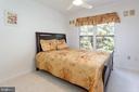 Bedroom 3 - 8308 ARMETALE LN, FAIRFAX STATION