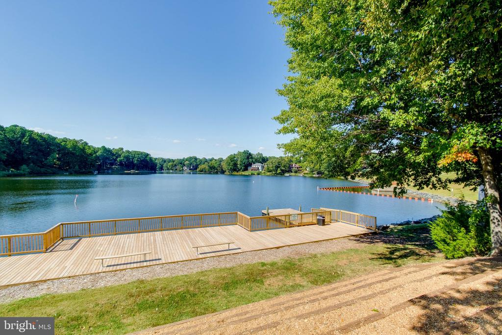 Lake Montclair! - 4990 MARSHLAKE LN, DUMFRIES