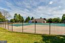 Community pool! - 4990 MARSHLAKE LN, DUMFRIES