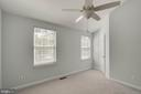 Master bedroom! - 4990 MARSHLAKE LN, DUMFRIES