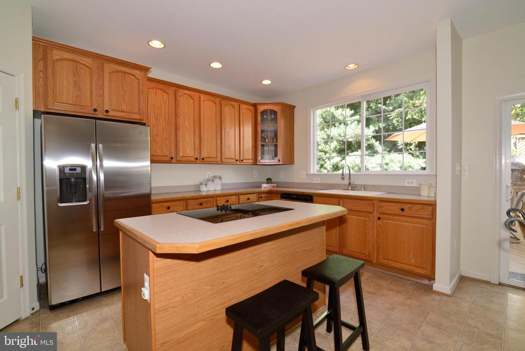 New Stainless Steel Appliances - 245 E SKYLINE DR, PURCELLVILLE