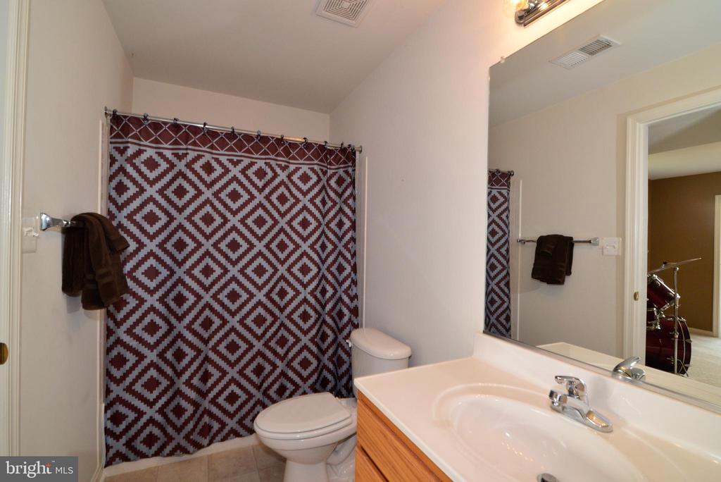 Basement Full Bath - 245 E SKYLINE DR, PURCELLVILLE