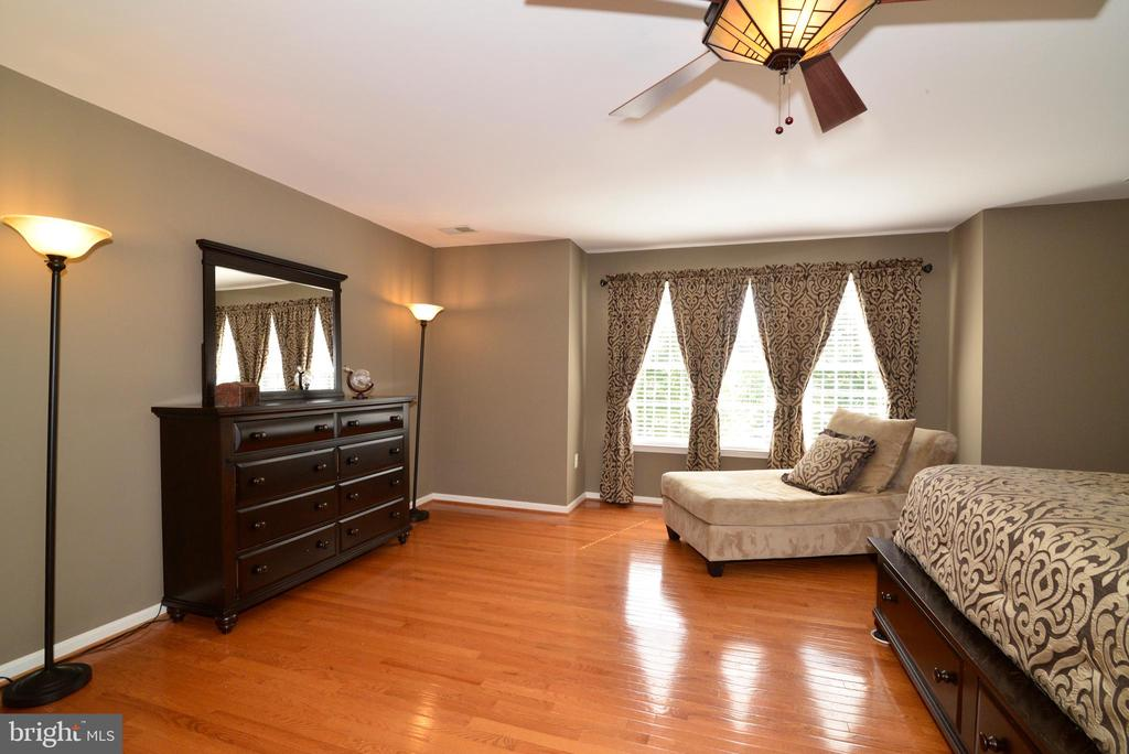 Such a spacious Master Bedroom! - 245 E SKYLINE DR, PURCELLVILLE