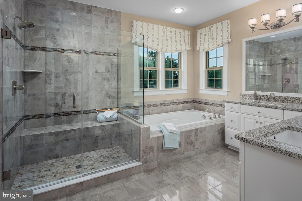 Master Bath - 6206 NIGHTFIRE CT, NEW MARKET