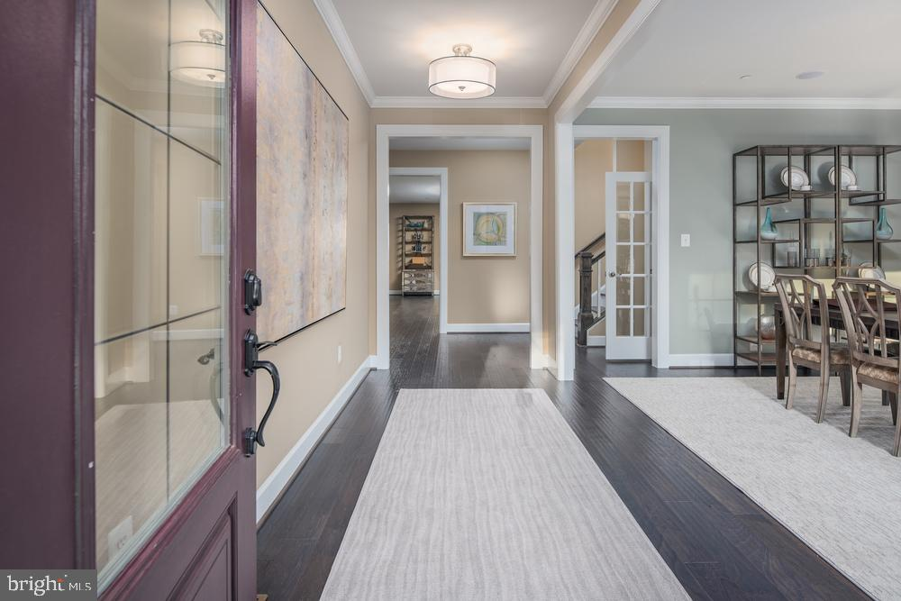 Entrance/Foyer - 6206 NIGHTFIRE CT, NEW MARKET