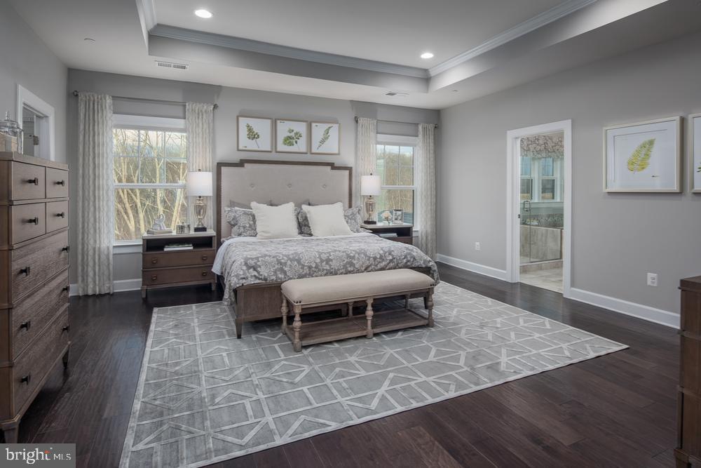 Master Bedroom - 6210 NIGHTFIRE CT, NEW MARKET