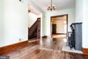Living/ dining - 1524 KINGMAN PL NW, WASHINGTON