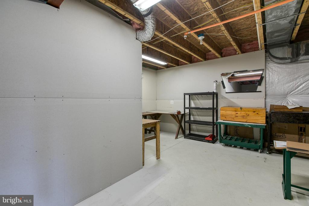 Plenty of space for storage - 220 LONG POINT DR, FREDERICKSBURG