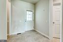 Lots of space leading to the main level - 220 LONG POINT DR, FREDERICKSBURG