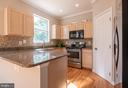 Fabulous kitchen with granite ccunters - 3968 HARTLAKE ST, WOODBRIDGE