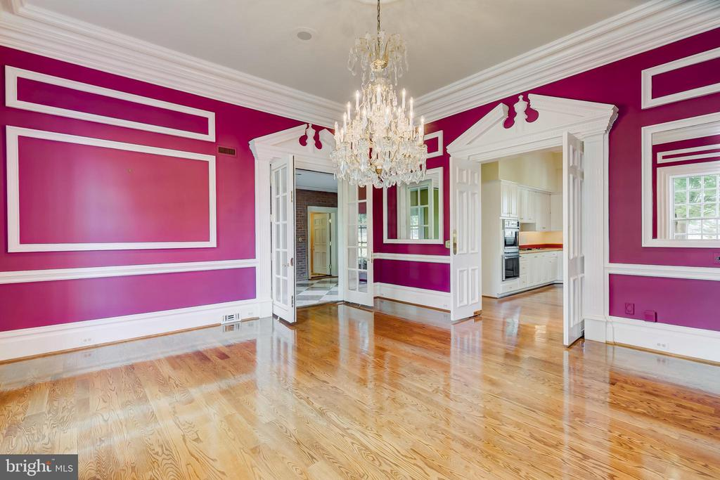 Dining Room - 15404 TANYARD RD, SPARKS GLENCOE