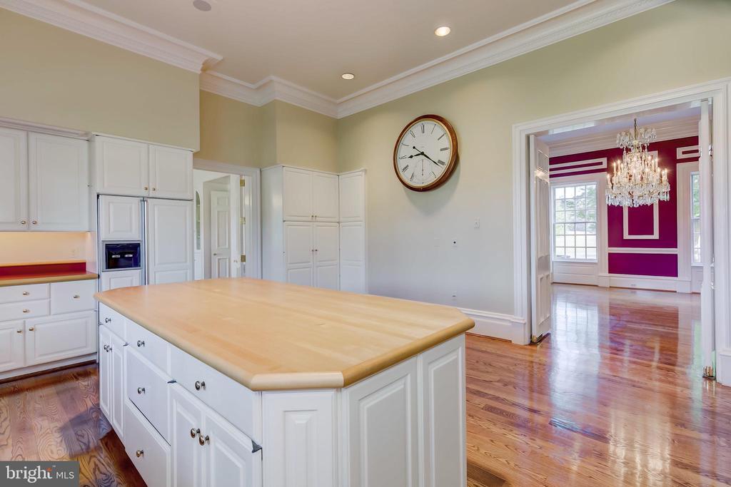Kitchen - 15404 TANYARD RD, SPARKS GLENCOE