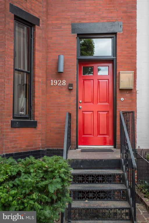 Front Door - 1928 15TH ST NW, WASHINGTON
