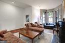 Living Room - 1928 15TH ST NW, WASHINGTON
