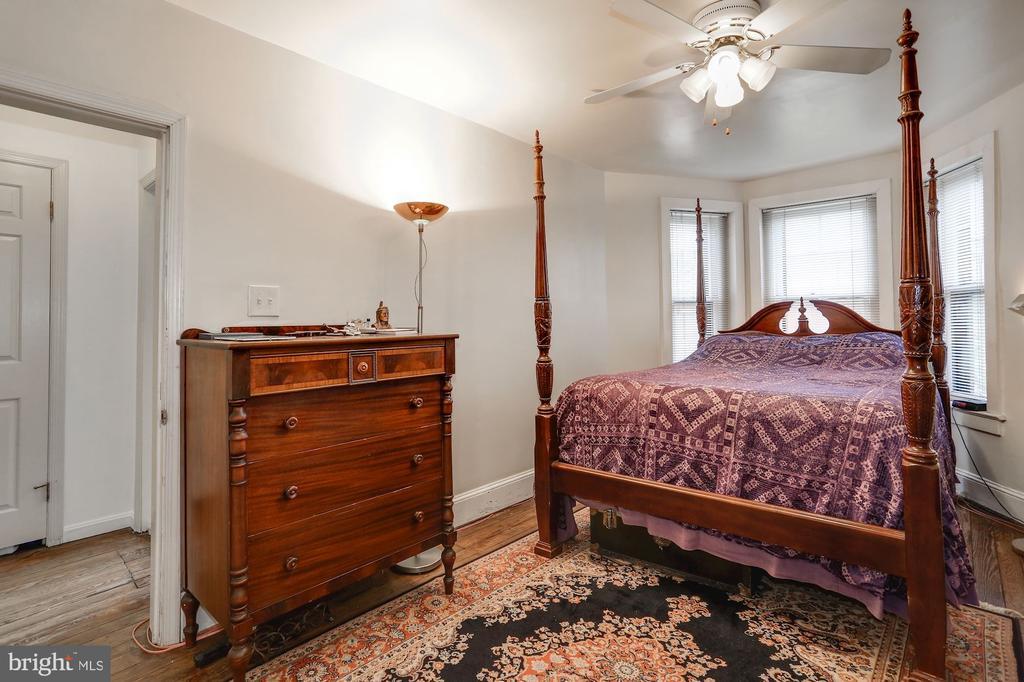 Third Floor Bedroom - 1928 15TH ST NW, WASHINGTON