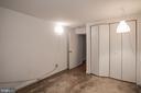 Lower Level Bedroom - 1928 15TH ST NW, WASHINGTON