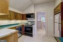 Apartment Kitchen - 15404 TANYARD RD, SPARKS GLENCOE