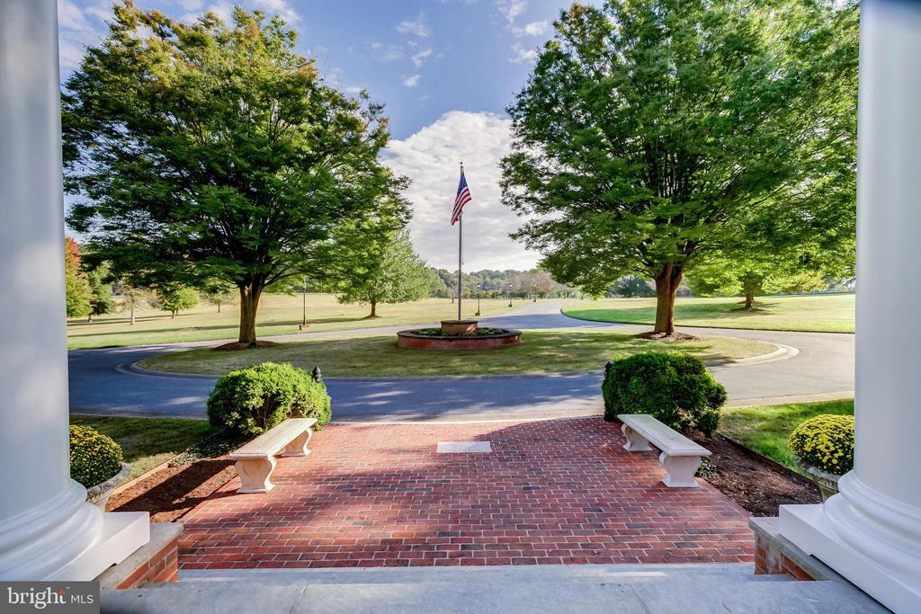 From the Portico - 15404 TANYARD RD, SPARKS GLENCOE
