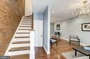Original Stairs, Expose - 1828 POTOMAC AVE SE, WASHINGTON