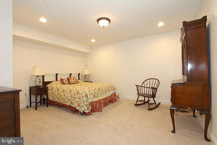 Lower level 5th bedroom - 806 SANTMYER DR SE, LEESBURG