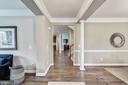Foyer - 7874 PROMONTORY CT, DUNN LORING