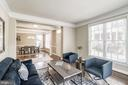 Living Room/Dining Room - 7874 PROMONTORY CT, DUNN LORING