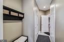 Mud Room - 7874 PROMONTORY CT, DUNN LORING