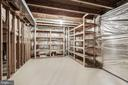 Lower Level Storage - 7874 PROMONTORY CT, DUNN LORING
