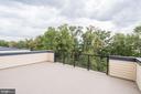 Gramercy Park Roof  op Terrance - 42468 MILDRED LANDING SQ, ASHBURN
