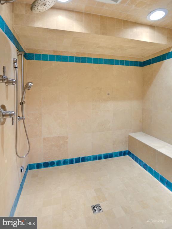 Shower/steam room - 5223 FAIRGREENE WAY, IJAMSVILLE