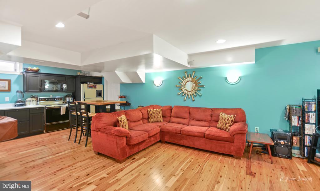 Basement recreation room area /In-law suite - 5223 FAIRGREENE WAY, IJAMSVILLE