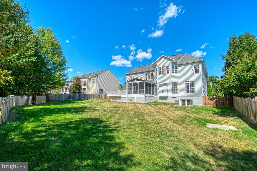 So Much Privacy! - 42763 FOREST CREST CT, ASHBURN