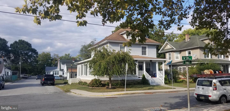 Single Family Homes 为 销售 在 Delmar, 特拉华州 19940 美国