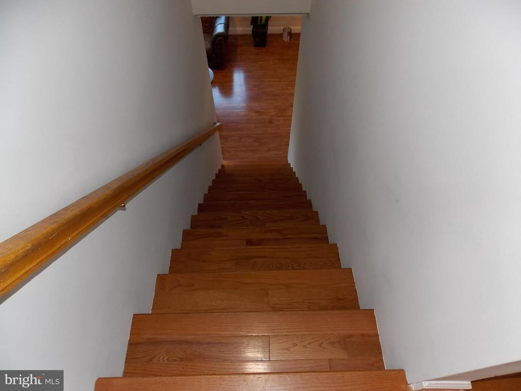 Stairs 2 - 111 PIERCE ST, MANASSAS PARK