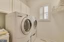 Laundry Room - 126 HARRISON CIR, LOCUST GROVE