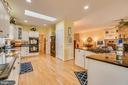 Kitchen - 126 HARRISON CIR, LOCUST GROVE
