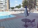Pool Deck - 2939 VAN NESS ST NW #726, WASHINGTON