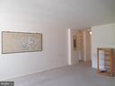Living-Room wall space - 2939 VAN NESS ST NW #726, WASHINGTON