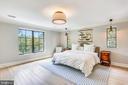 bedroom three - 6404 GARNETT DR, CHEVY CHASE