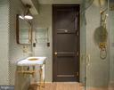 lower level spa bath w/ steam shower - 6404 GARNETT DR, CHEVY CHASE