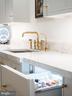 SubZero fridge drawers. Miele tri-zone wine fridge - 6404 GARNETT DR, CHEVY CHASE