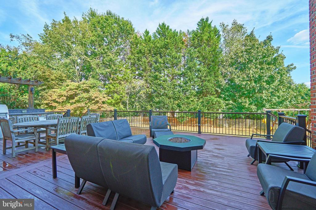 Easy Care Deck 32' X 20' - 1607 FIELDING LEWIS WAY, MCLEAN