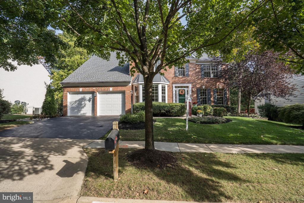 Brick front Beauty~ Welcome Home! - 25272 RIPLEYS FIELD DR, CHANTILLY